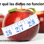¿Por qué las dietas no funcionan?